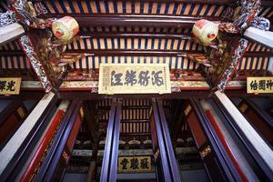 chinesischer Tempel foto