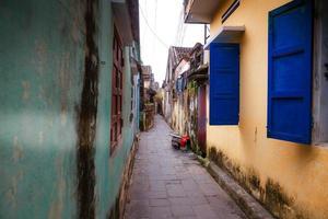 Hoi eine alte Stadt foto