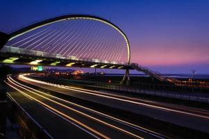 schöne Brücke foto