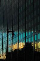 Gebäudereflexionen foto
