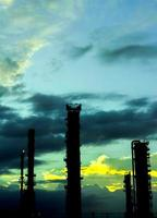 Industrienacht foto