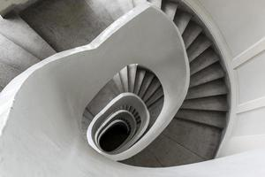 modernistische Treppe