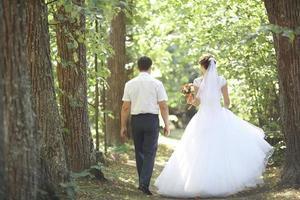 beste Hochzeitsfoto Leute foto