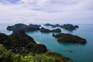 Angthong Insel foto
