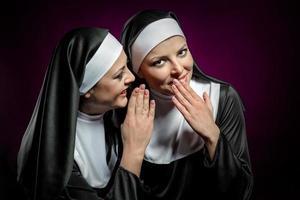 Nonnen foto