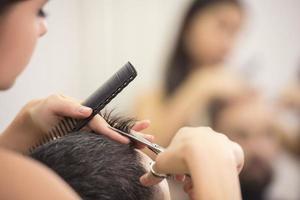 Friseur foto