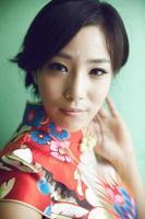 cheongsam foto