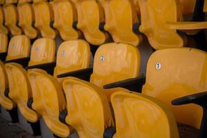 Stadionsitze foto