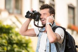 Touristen foto