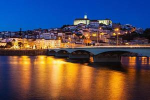 Universität von Coimbra foto
