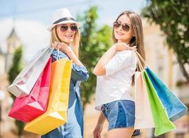 Einkaufen foto