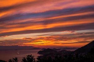 Schöner Himmel foto