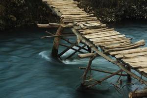 schwache Brücke foto