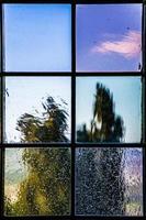 Buntglasfenster foto