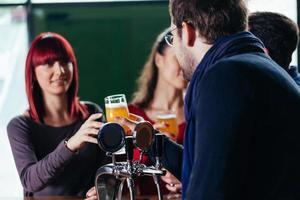 in der Taverne foto
