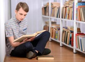 Bibliothek foto