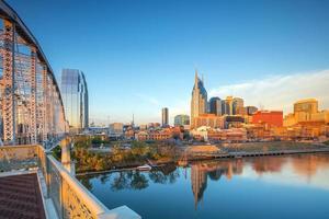 Nashville Tennessee Innenstadt Skyline