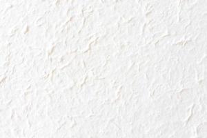 schönes weißes handgemachtes Maulbeerpapier foto