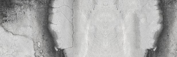 weiße Betonputzwände