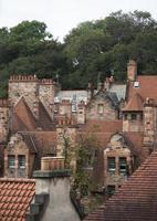 Dean Village, Edinburgh, Schottland foto