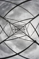 Stromleitungen foto