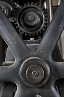 Getriebe industriell foto