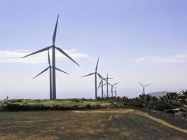 Windturbinenpark