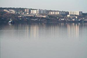 städtische Wohnsiedlung
