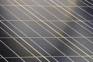Solarzelle foto