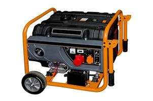 tragbarer Generator foto