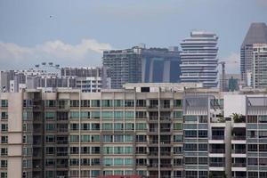Wohnungslösungen in Singapur
