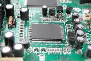 Mikroprozessor foto