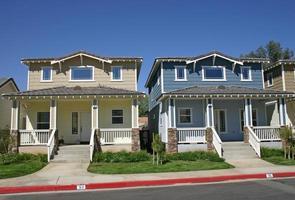Häuser 3 foto