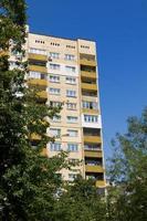 Wohnungsblöcke foto