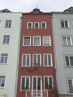 Gebäude im alten Köln (Deutschland) foto