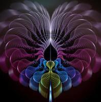 abstrakter Hintergrund foto