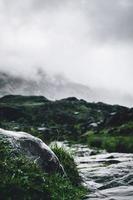 Flussstrom fließen foto
