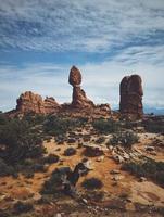 Bögen Nationalpark, Utah foto