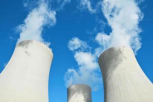 Kernkraftwerk foto