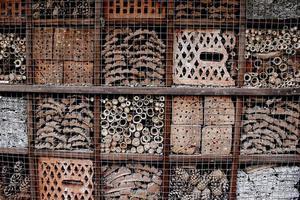 Hotel für Insekten foto