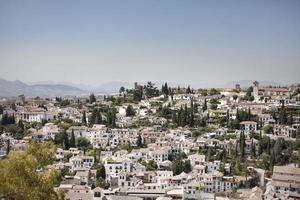 Stadt Granada foto