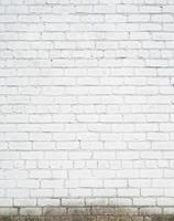 Backsteinmauer Hintergrund foto