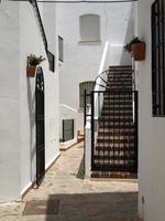 Mojacar, Spanien foto