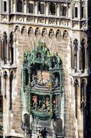 Münchner Rathaus foto