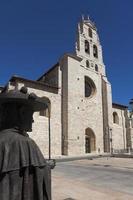 Kirche in Burgos foto