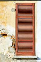 Borghi Paläste Italien abstrakten sonnigen Tag foto