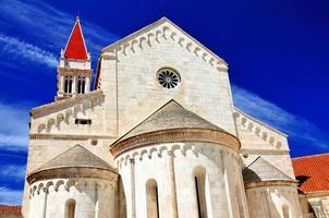 trogir - kathedrale von st. Lawrence foto