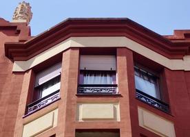Fassade eines Gebäudes 20 foto