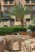 archäologische stätte ayla in aqaba, jordanien