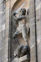 Erzengel Michael, Ubeda, Spanien